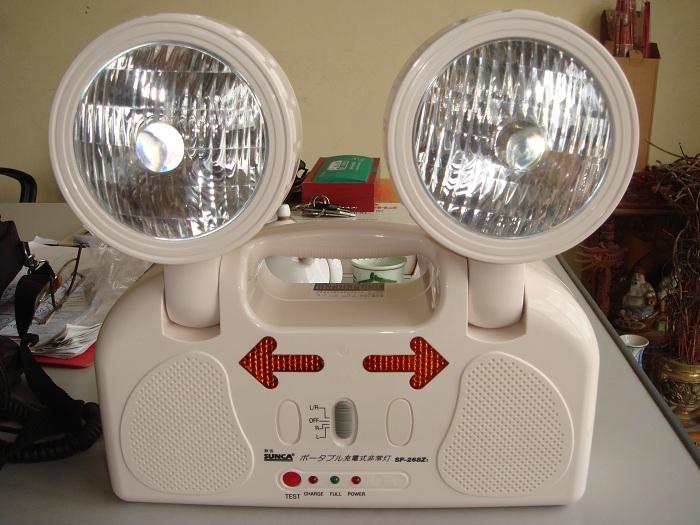 Đèn báo cháy