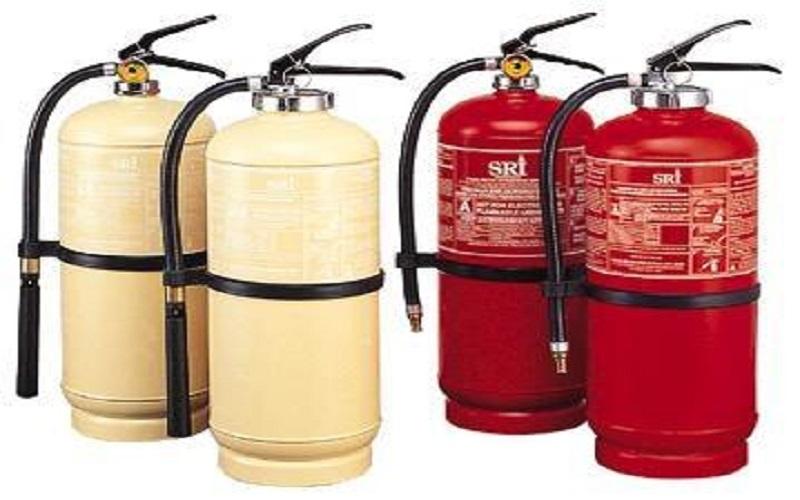 Thiết bị pccc Đà Nẵng - Cách sử dụng các loại bình chữa cháy