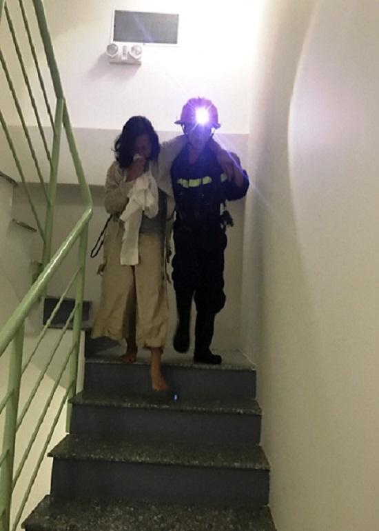 PCCC Đà Nẵng: Cháy khách sạn, hàng trăm khách hoảng loạn