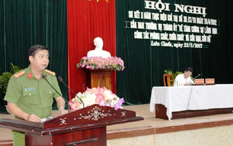 PCCC Đà Nẵng: Tình trạng cháy nổ trên địa bàn ngày càng tăng