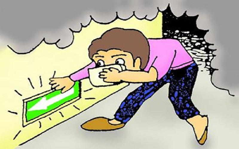 PCCC Đà Nẵng: Kỹ năng thoát hiểm khi cháy nhà chung cư