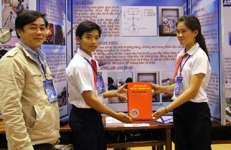 PCCC Đà Nẵng - Thiết bị báo cháy độc lập hiệu năng cao