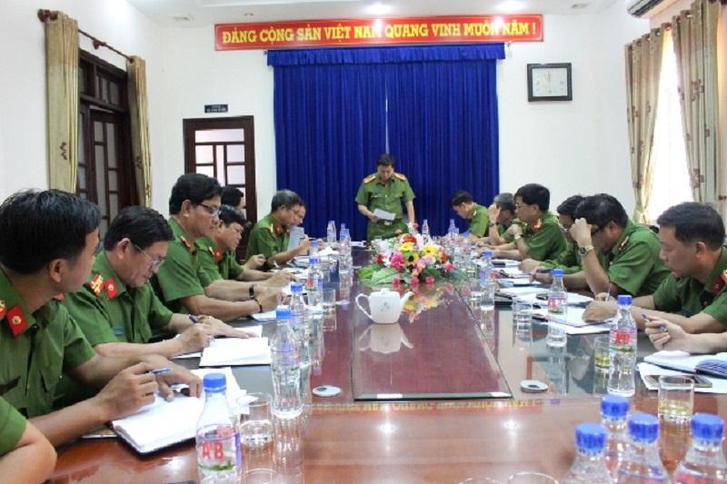 Cảnh sát PCCC Đà Nẵng sơ kết công tác 6 tháng đầu năm 2017