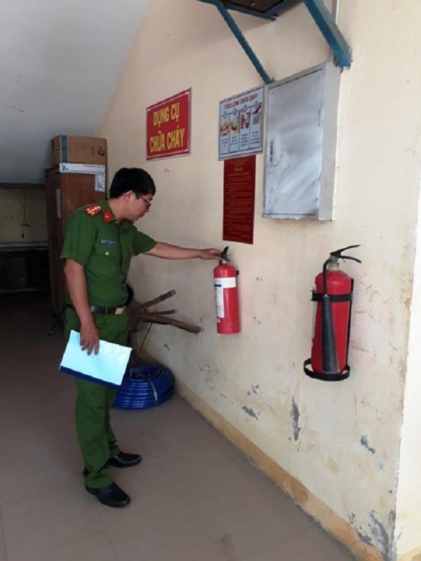 Công tác PCCC tại các cơ sở giáo dục trên địa bàn TP Đà Nẵng