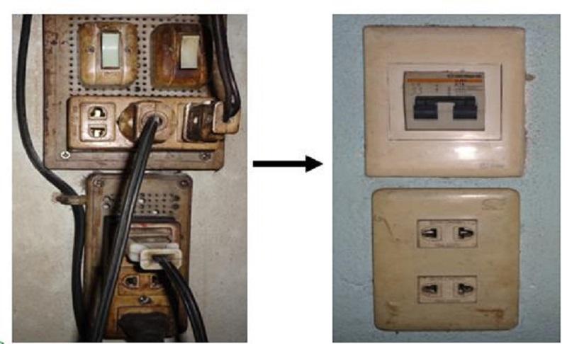 Cách sử dụng điện an toàn nhất