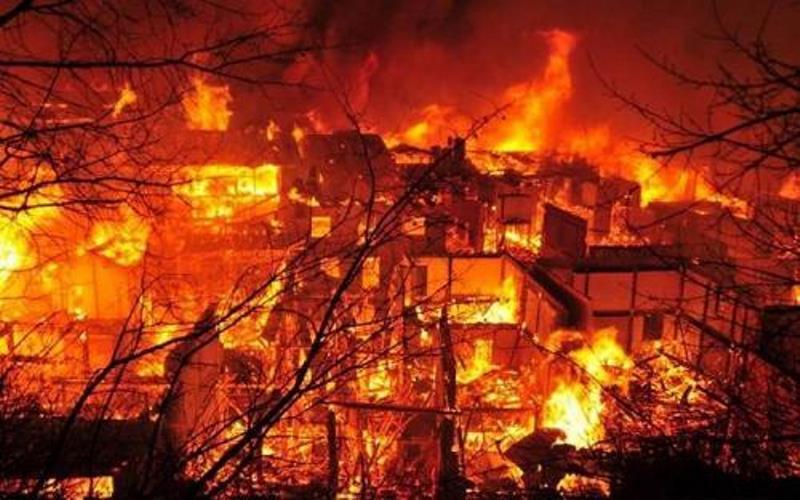 10 điều bạn PHẢI BIẾT khi nhà bị cháy