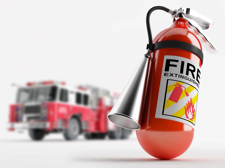 Những lưu ý cực kỳ quan trọng khi sử dụng bình chữa cháy trên xe hơi