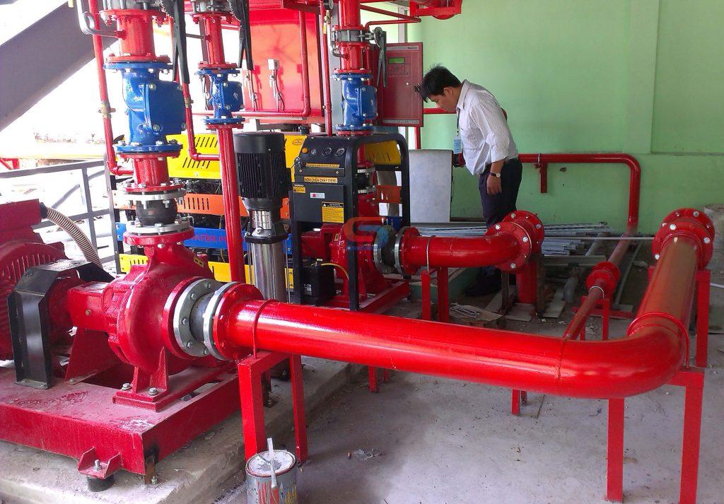 PCCC tại Đà Nẵng