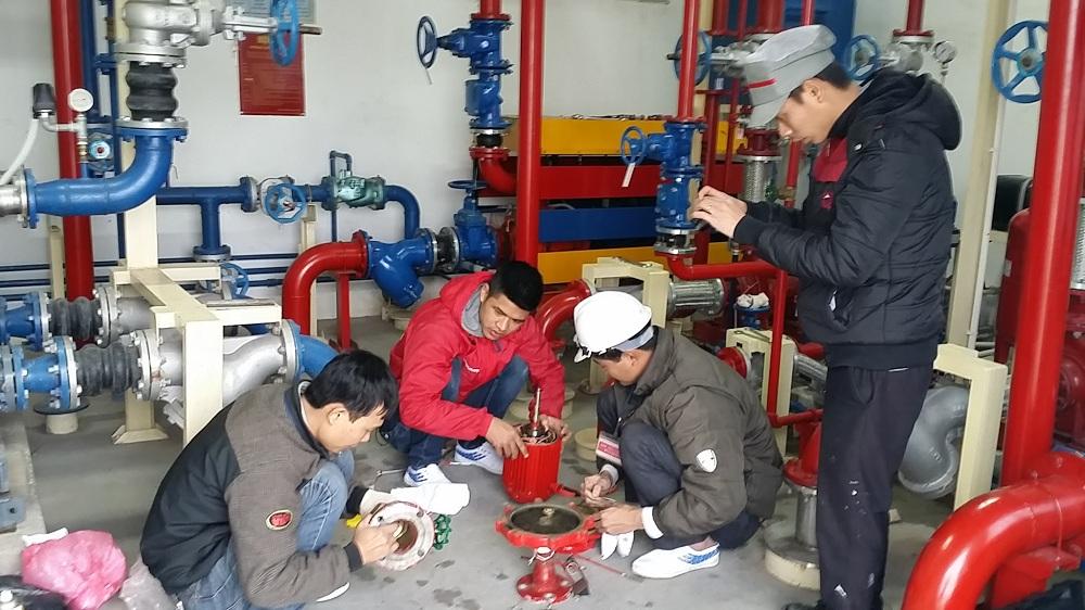 bảo trì pccc đà Nẵng