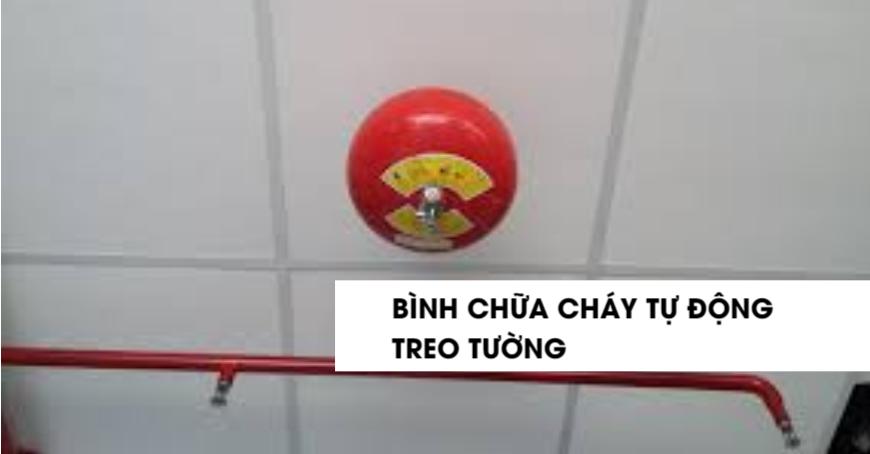 Bình chữa cháy có tại công ty PCCC ở Đà Nẵng