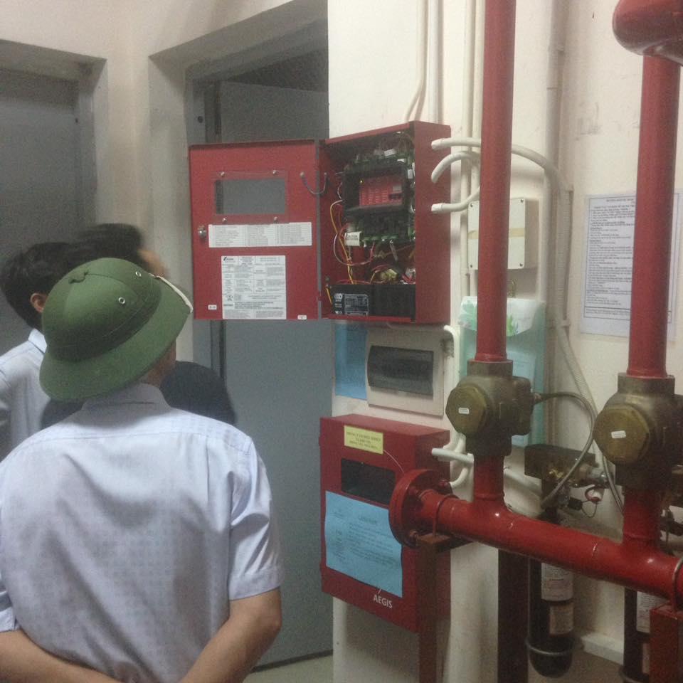 Bảo trì PCCC tại Đà Nẵng để đảm bảo an toàn