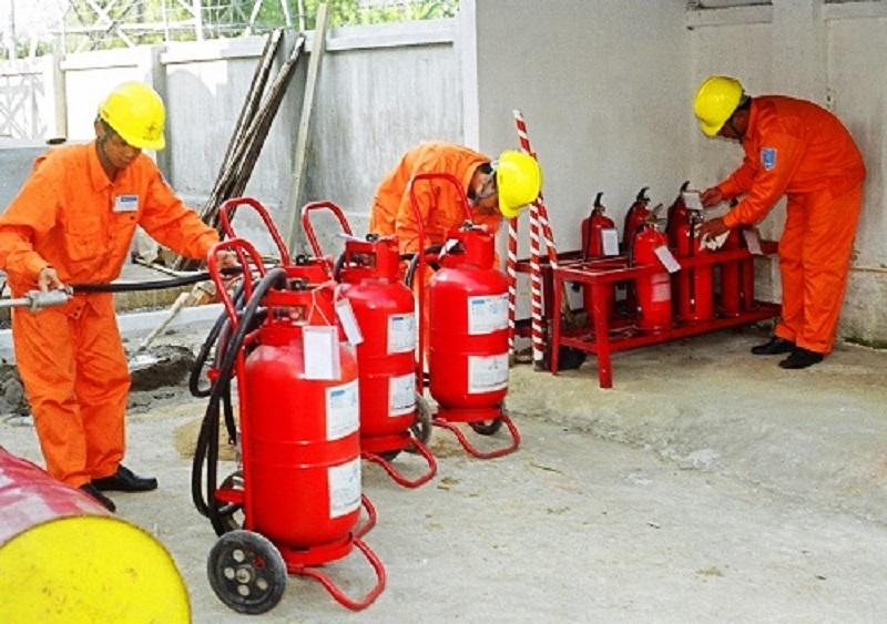 Chi phí bảo trì PCCC tại Đà Nẵng tùy vào tùy tình trạng mỗi hệ thống