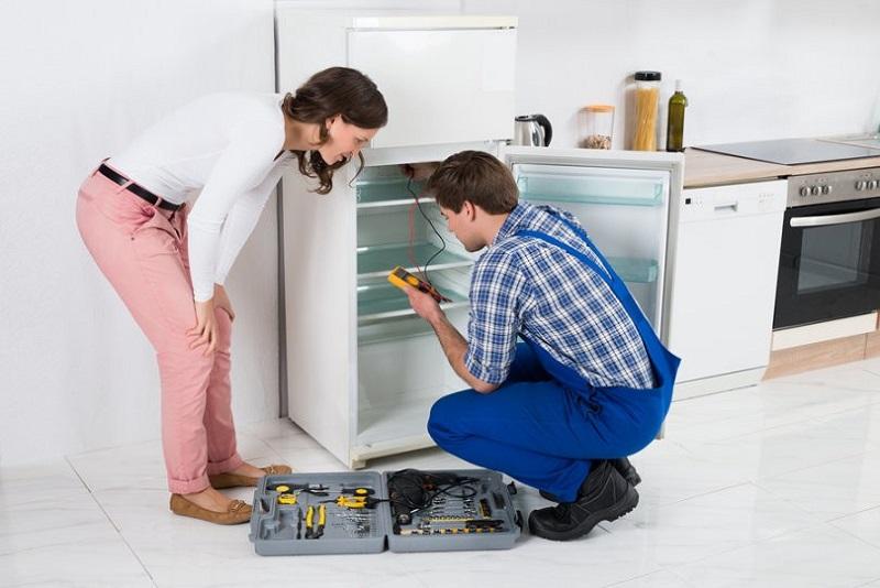 Tủ lạnh lâu năm cũng có thể là nguy cơ gây cháy nổ
