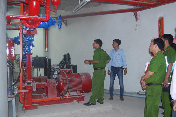 Bảo trì PCCC tại Đà Nẵng