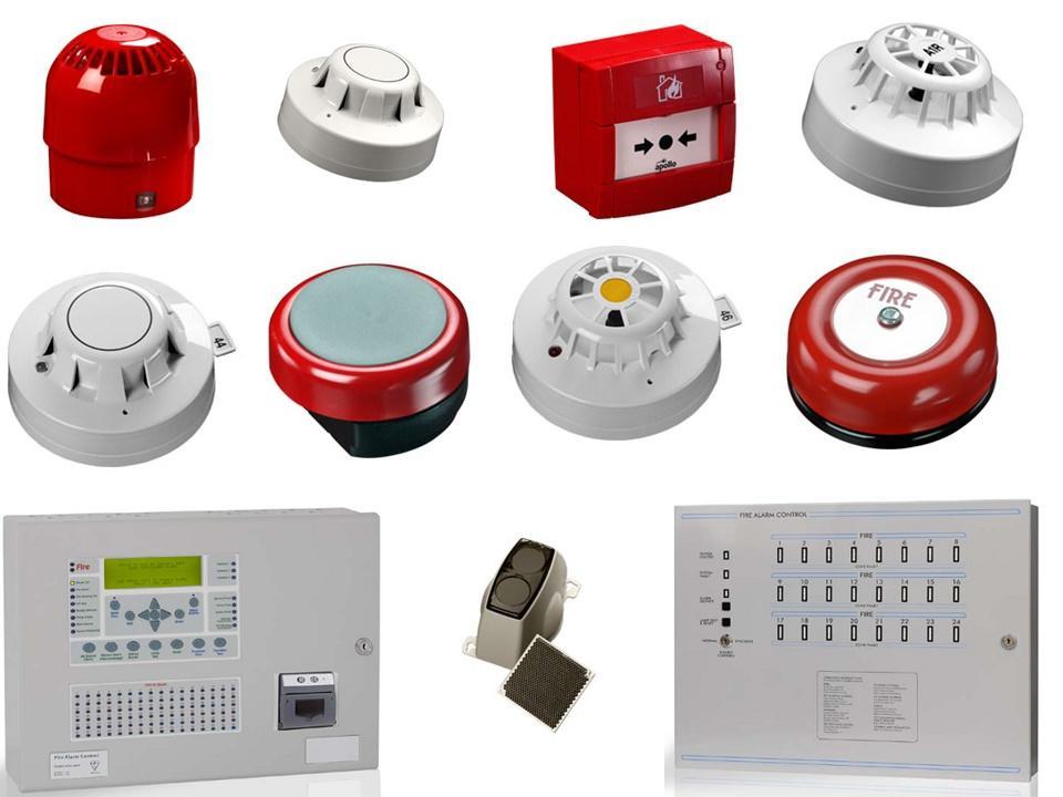 Bảo trì pccc Đà Nẵng chú ý đến thiết bị báo cháy