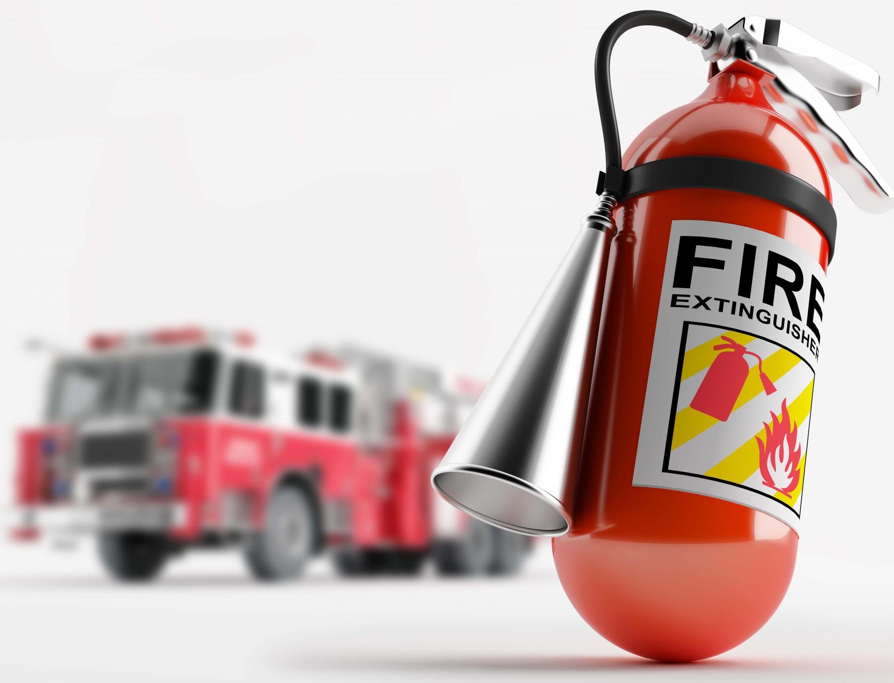 Hệ thống chữa cháy, bình chữa cháy