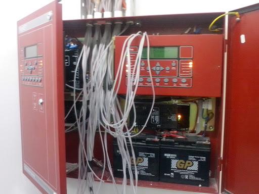 Các thiết bị pccc hoạt động không ổn định