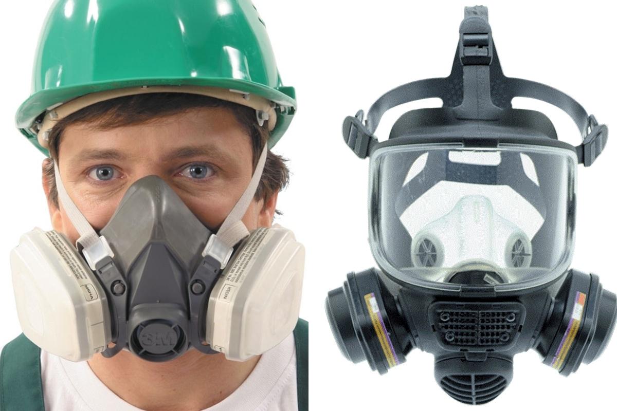 Chuẩn bị mặt nạ phòng độc, chống khói