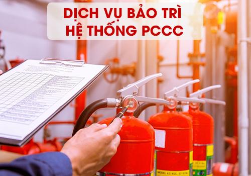 Công ty bảo trì pccc Đà Nẵng uy tín, giá rẻ