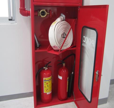 Thi Công Hệ Thống Chữa Cháy Họng Nước Vách Tường