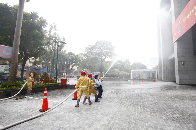 lịch sử ngày phòng cháy chữa cháy